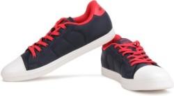 Reebok Classic Court Men Sneakers For Men (Navy, Red, White)