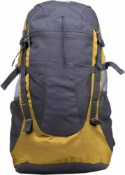 Zwart RHOMROV-Mustard 32 L Backpack (Black)