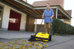 Karcher S-750 Manual Sweeper
