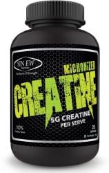 Sinew Nutrition Micronized Monohydrate Creatine (100 g, Unfalvored)