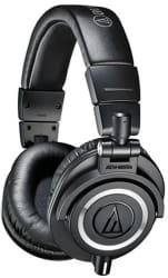 Audio Technica ATH-M50x MG Limited Edition Headphone (Matte Grey, Over the Ear)