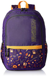 American Tourister 27 Lts Hashtag Purple Casual Backpack (Hashtag 03_8901836130843)
