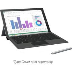 Microsoft Surface Pro 4 (Core i5-6th Gen/4GB/128GB) (Silver)