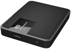 WD 2TB My Passport Ultra Portable Hard Drive (Berry)-WDBBKD0020BBY
