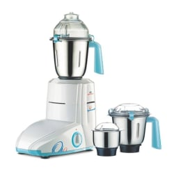 Bajaj Typhoon D Mixer Grinder, multicolor