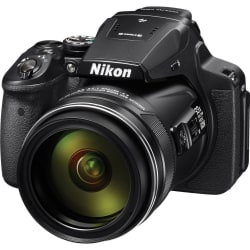 Nikon Coolpix P900 Digital Camera, black