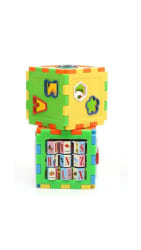 Shop & Shoppee Play And Learn All In One Cubes Game