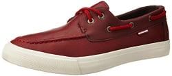 U.S. Polo Assn. Men s Burgundy Sneakers - 10 UK/India (44 EU)