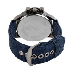 Laurels Europha Analog Blue Dial Men s Watch-Lo-Eu-203