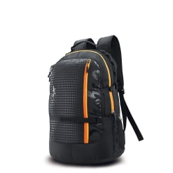 Skybags Lazer Plus 02 Laptop Backpack, black