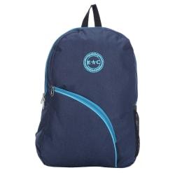 Estrella Companero College Backpack For Unisex, sky blue