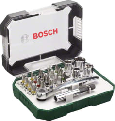 Bosch Hand Tool Kit (26 Tools)