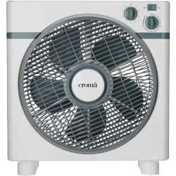 Croma CRF0021 55W Box Fan (White)