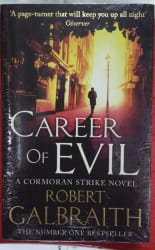 Career of Evil  (English, Paperback, Robert Galbraith)