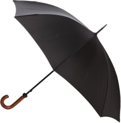 ADITYA UNIVERSAL MULTIPURPOSE Umbrella  (Black)