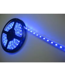 Led Strip Light Blue Roll with Adapter