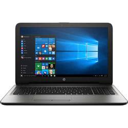 HP 15-AY543TU Notebook 39.62cm Windows 10 (Intel Core i3, 4GB, 1TB HDD) (Silver)