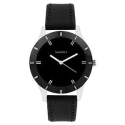 Details about  Laurels Colors Analog Black Dial Women s Watch - Lo-Colors-1001