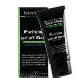 Details about Black Mask Peel off masks Facial Purifying Deep Clean Blackhead Cleaning