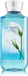 Bath & Body Works Sea Island Cotton Shower Gel  (295 ml)