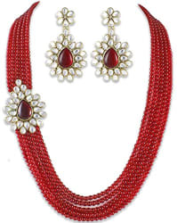 Karatcart Mia Collection Jewel Set For Women