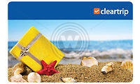 Details about  Cleartrip Gift Card Worth Rs 3000