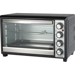 Croma CRAO0062 33 Litres Oven Toaster and Griller (Black)