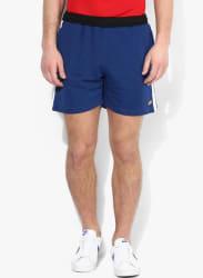 Gotze Blue Shorts