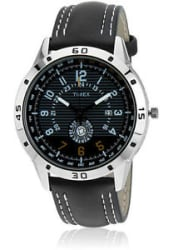 Details about TIMEX Analog Black Strap Sports Watch for Mens TI000U90100