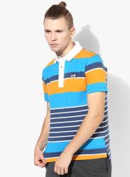 Grado Multicoloured Polo T-Shirt