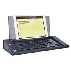 Details about iHome IDM5B, Bluetooth Keyboard & Bluetooth Speaker with Mic (Easy to Make Call)