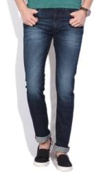 Izod Slim Men s Dark Blue Jeans