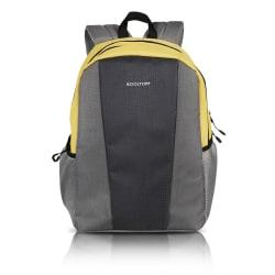 kooltopp Fabipro Laptop Backapack, Yellow
