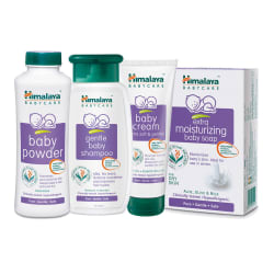 Himalaya Baby Most Soap 125 Gmsand Baby Powder 100 Gmsand Baby Shampoo 100 Mland Baby Cream 50 Ml