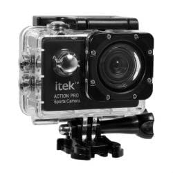 Itek Action Pro Sports Camera (Black)