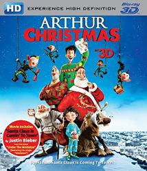 Arthur Christmas (3D)