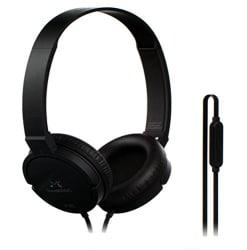 SoundMagic P10S Headphones with Mic (Black/Gunmetal)