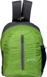 Lapaya-Raama MNBG11GRN 20 L Backpack  (Green)