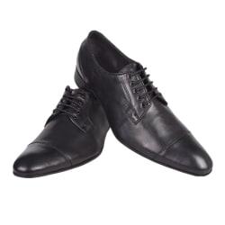 Papa Formal Shoes-A-Black, 7, black