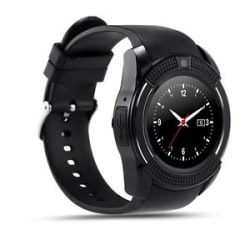 Details about V8 Smart Watch Quad-band Calling Clock Bluetooth Phone Call Notify with camera