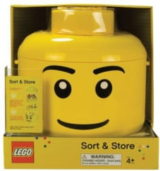 Lego Sort and Store (Multicolor)