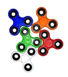CallOne Fidget Spinner Multicolor