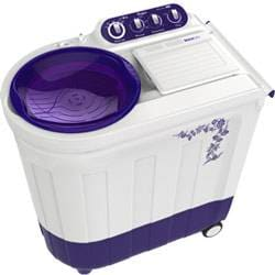 Whirlpool 8kg Ace 8.0 Turbodry Semi-Automatic Top Loading Washing Machine (Coral Purple)