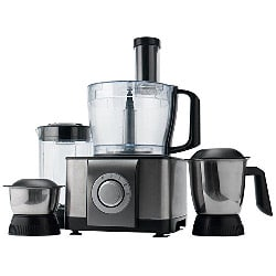Morphy Food Processor Icon Deluxe (Black)