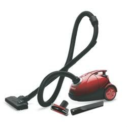 Eureka Forbes Quick Clean DX Vacuum Cleaner (Red)