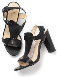 Mast & Harbour Women Black Heels