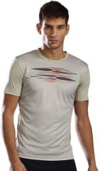 HRX by Hrithik Roshan Printed Men s Round Neck Multicolor T-Shirt