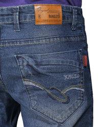 Ragzo Mens Slim Fit Jeans (RI25053), blue, 36
