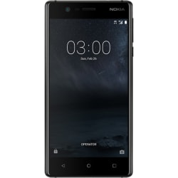 Nokia 3 (Black, 16GB) Mobile Phone