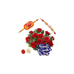 BAF Chocolates With Roses Gift